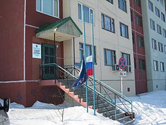 Суд Ненецкого автономного округа. Фото с сайта ynao.sudrf.ru