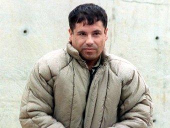 """Хоакин """"Эль Чапо"""" Гузман. Фото 1993 года из архива ©AFP"""