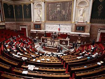 Парламент Франции. Фото ©AFP