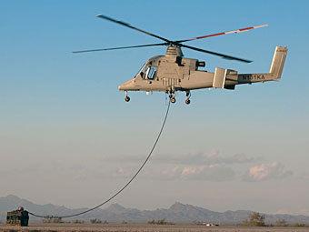 K-MAX. Фото Lockheed Martin