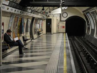 Станция лондонского метро. Фото ©AFP