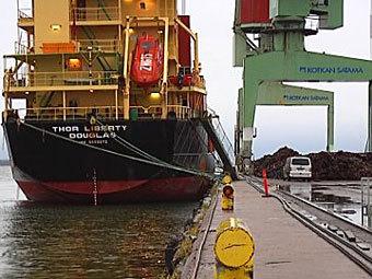 """""""Тор Либерти"""". Фото с сайта vesseltracker.org"""