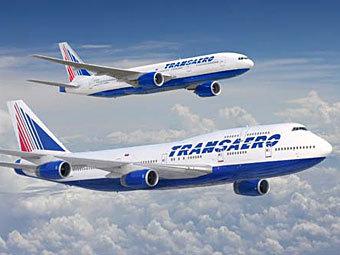 """Самолеты авиакомпании """"Трансаэро"""". Фото с сайта компании"""