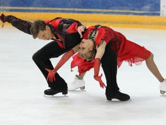 Екатерина Боброва и Дмитрий Соловьев. Фото РИА Новости, Максим Богодвид