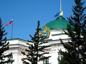 Заседание Верховного Хурала Тувы. Фото с сайта tuvaonline.ru
