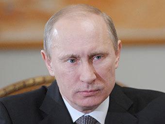 Владимир Путин. Фото РИА Новости, Алексей Никольский