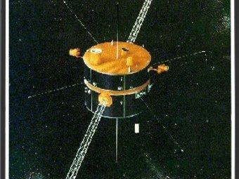 Аппарат Wind. Иллюстрация NASA