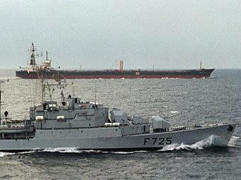 Корабли в Ормузском проливе. Архивное фото ©AFP