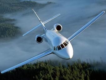 Dassault Falcon 2000. Фото с сайта dassault-aviation.com