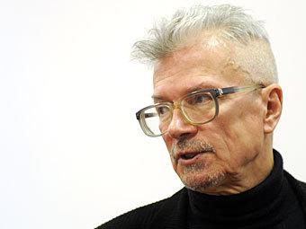 Эдуард Лимонов перед заседанием Верховного суда. Фото ИТАР-ТАСС, Сергей Фадеичев