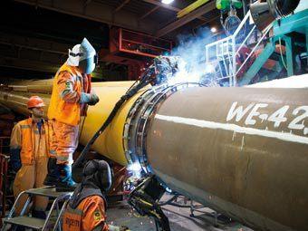 Фото пресс-службы Nord Stream