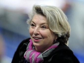 Татьяна Тарасова. Фото ©AFP