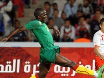 Бенуа Ангбва. Фото ©AFP