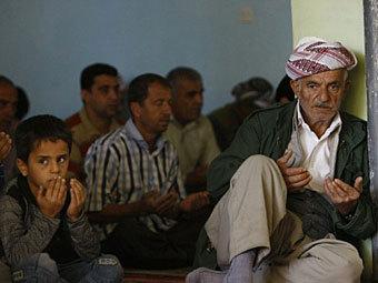 Иракские курды. Фото ©AFP