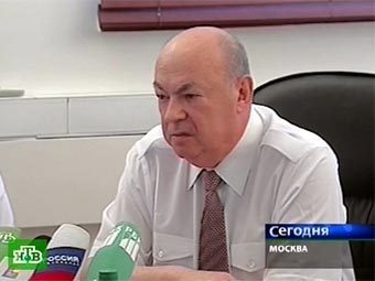 Владимир Ресин. Кадр НТВ, архив