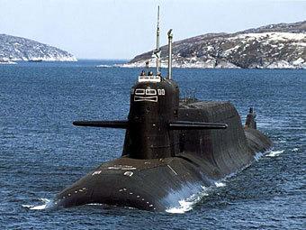 """Подводная лодка """"Екатеринбург"""". Фото с сайта army-news.ru"""