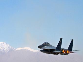 F-15E. Фото с сайта af.mil
