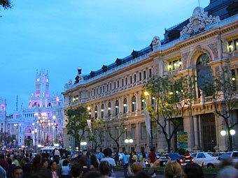 Центральный банк Испании. Фото с сайта wikipedia.org, пользователя Serg!o