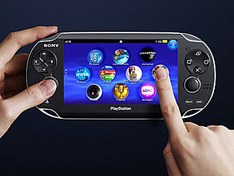 PS Vita. Фото с сайта sony.com