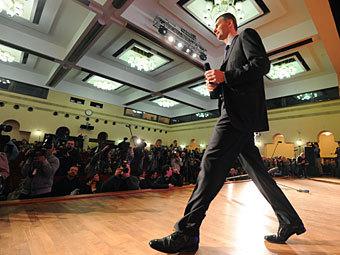 Михаил Прохоров. Фото РИА Новости, Илья Питалев