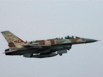 Самолет ВВС Израиля. Фото ©AFP