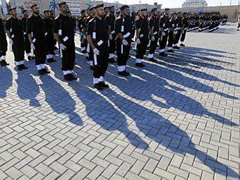 Бойцы движения ХАМАС. Фото ©AFP