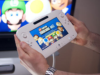 Wii U. Фото с сайта industrygamers.com