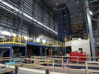 """Новый цех завода """"Северстали"""" в Дирборне. Фото с сайта компании"""