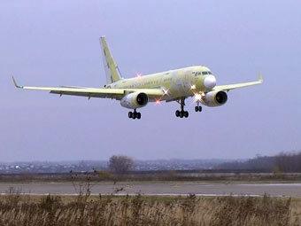 Ту-204. Фото с сайта tupolev.ru