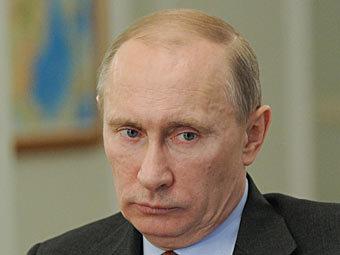 Владимир Путин. Фото РИА Новости, Яна Лапикова
