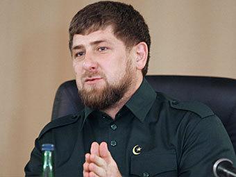 Рамзан Кадыров. Фото РИА Новости, Саид Царнаев