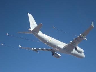 A330MRTT. Фото с сайта forcemag.in
