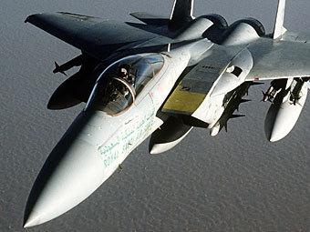 F-15 Королевских ВВС Саудовской Аравии. Фото с сайта dodmedia.osd.mil