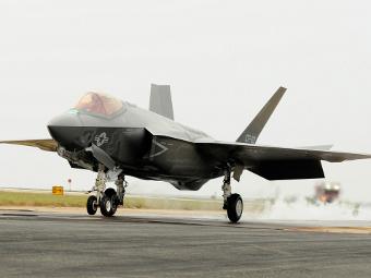 F-35C. Фото с сайта jsf.mil