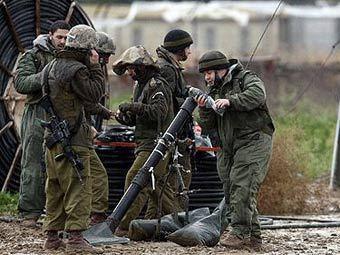 Учения израильских военнослужащих. Фото ©AFP