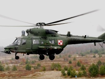 W-3A Sokol. Фото с сайта pzl.swidnik.pl