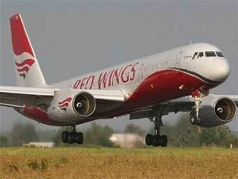 Самолет авиакомпании Red Wings. Фото Сергея Рябцева с сайта wikipedia.org