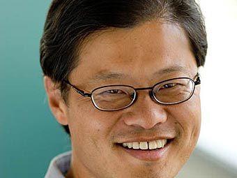 Джерри Янг. Фото пресс-службы компании Yahoo!