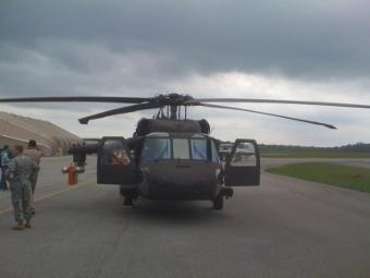 UH-60M Black Hawk. Фото с сайта mustangevolution.com