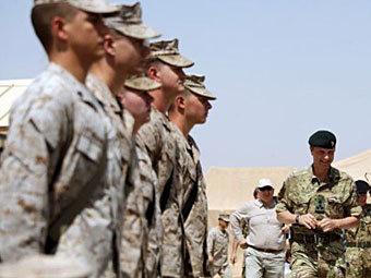Британские солдаты в Афганистане. Фото ©AFP