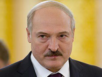 Александр Лукашенко. Фото РИА Новости, Сергей Гунеев
