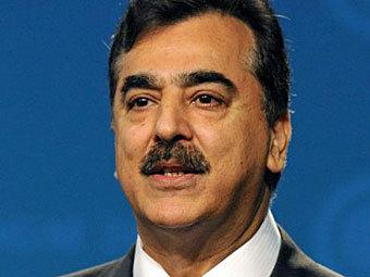 Юсуф Реза Гилани. Фото ©AFP