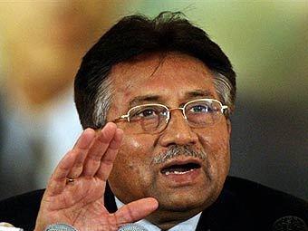 Первез Мушарраф. Фото ©AFP