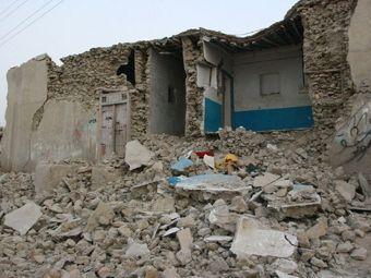 Последствия землетрясения в Иране. Фото ©AFP, архив