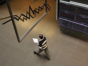 Афинская фондовая биржа. Фото ©AFP
