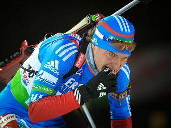 Евгений Гараничев. Фото с официального сайта Союза биатлонистов России