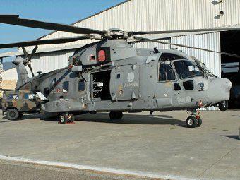 Вертолет HEW-784