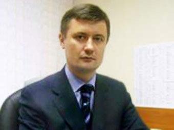 Андрей Хорев. Фото с сайта guebmvd.ru