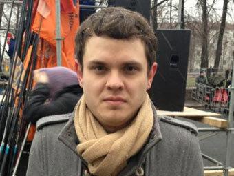 Илья Клишин. Фото с личной страницы в сети Facebook