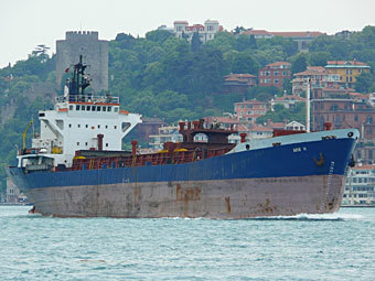 """Kayan-1"". Фото с сайта vesseltracker.com"